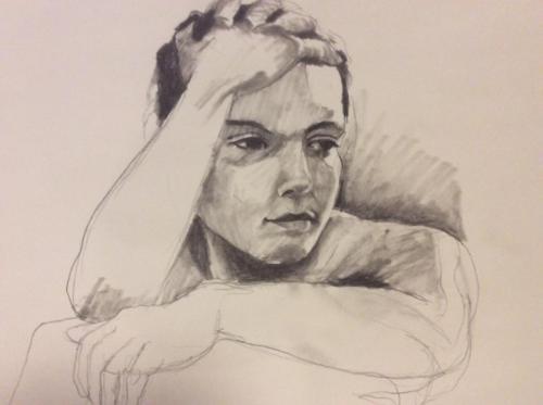 Graphite Study 4