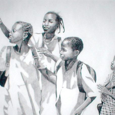 Togolese School Kids