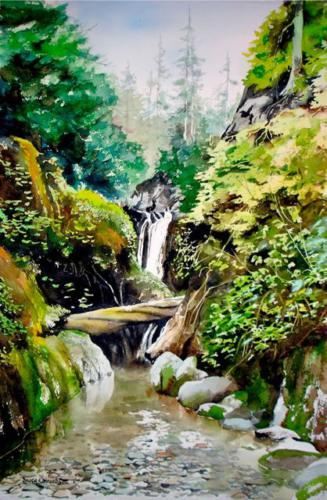 Denny Creek 2